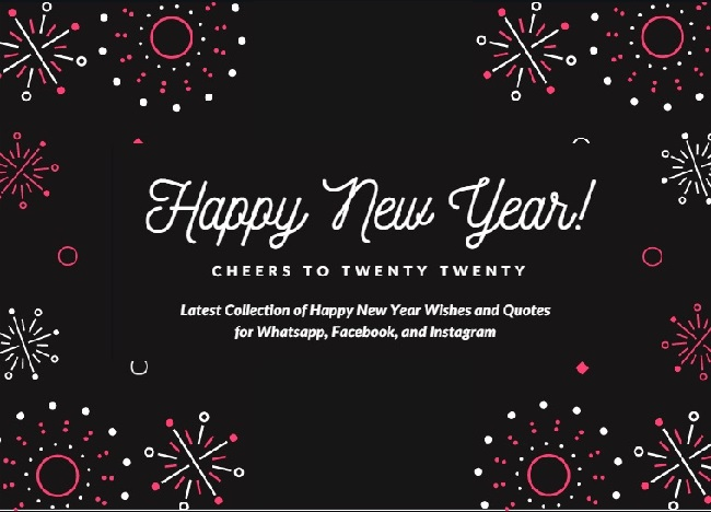 happy new year quotes for whatsapp facebook and instagram